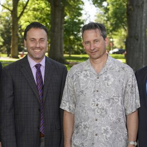 College of Liberal Arts Honors Faculty Members for Excellence
