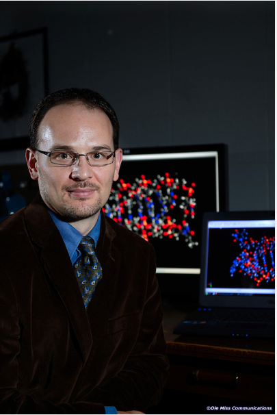 Gregory Tschumper, Associate Professor of Chemistry & Biochemistry
