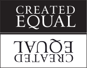 Created Equal logo