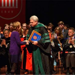 VIDEO: Ann Fisher-Wirth Teacher of the Year