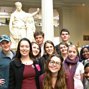 Classics Class Explores 'Who Owns The Past?'