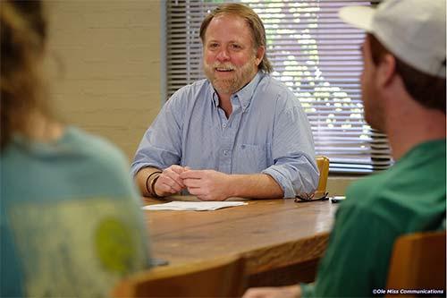 Robert Brown | Photo by Robert Jordan, UM Communications