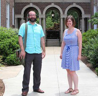 Doctoral Students Win Prestigious Fellowships