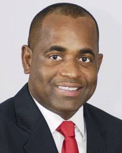 The Honourable Roosevelt Skerrit has been Prime Minister of Dominica since 2004.