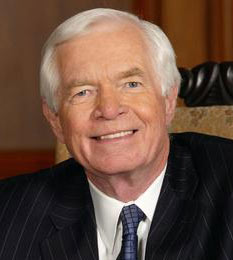 Sen. Thad Cochran Receives Geographic Visionary Award