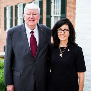 Humanitarians at Heart: Dr. Bob and Mary Ellen Warner