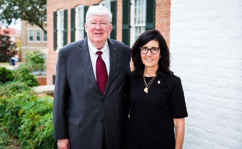 Dr. Bob and Mary Ellen Warner