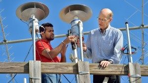 UM Physicists Continue Study of Lightning Strikes