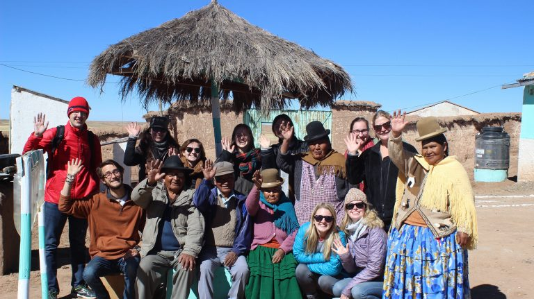 Founded in 2010, the Bolivia Field School is a partnership between UM and the Universidad Catolica Boliviana Social Science Field School in La Paz.