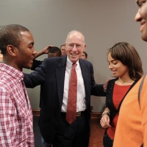 Former Governor's Honorarium Sparks Crowdfunding Campaign