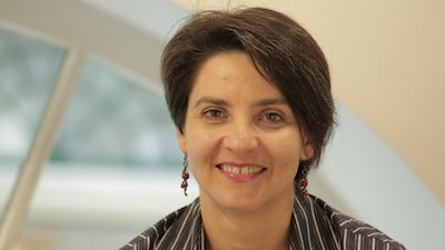 Corina Petrescu, UM associate professor of German, is a Humboldt Fellow.