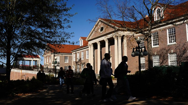 The University of Mississippi's Department of Modern Languages will offer a new Ph.D. in second language studies this fall. Photo by Robert Jordan/Ole Miss Communications