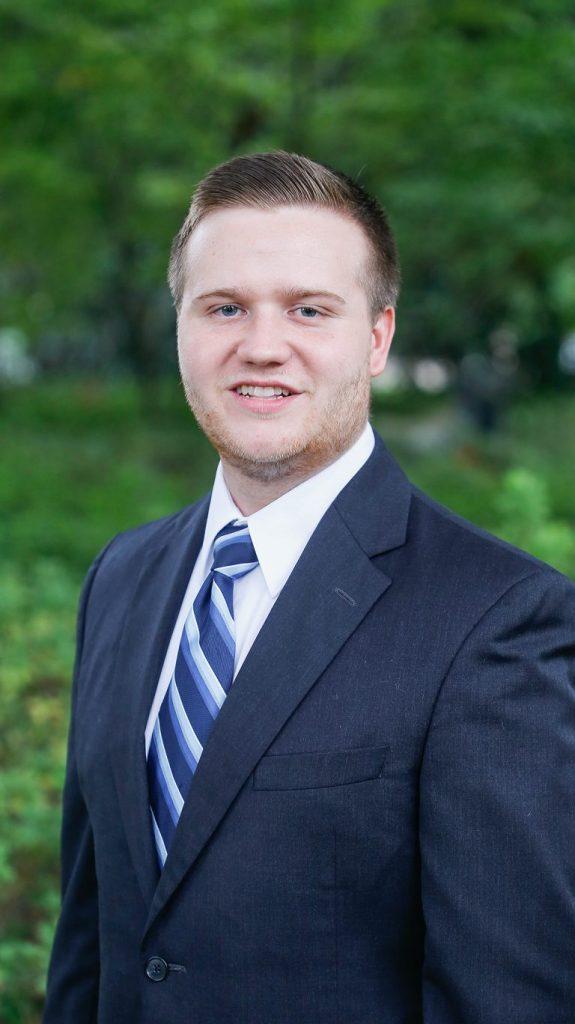 James DeMarshall is the University of Mississippi's 19th Boren Scholar. Submitted photo