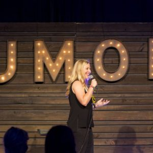 UM Theatre Arts Alumna Takes Comedy on the Road