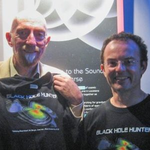 UM Physicists Celebrate Nobel Prize-Winning Discovery