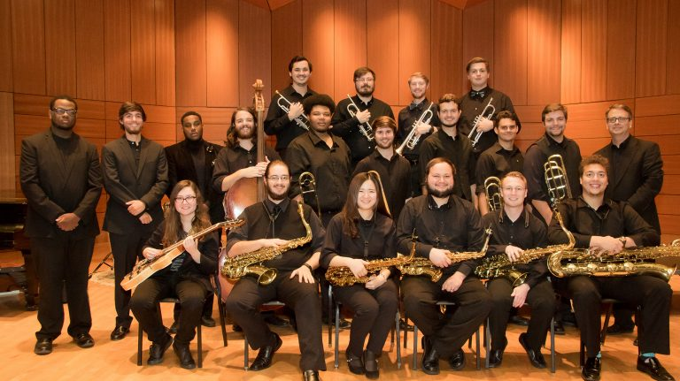 The Mississippians will represent UM and the state of Mississippi on its July 2018 European jazz festival tour. Submitted photo