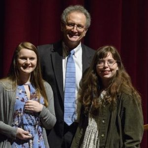Two Honors College Students Receive Barksdale Awards