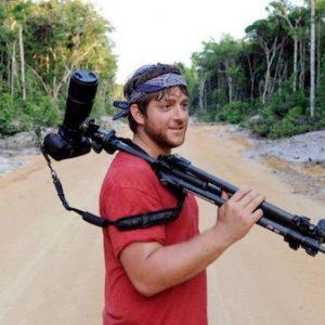 UM Biology Student Discovers Potentially New Tarantula Species