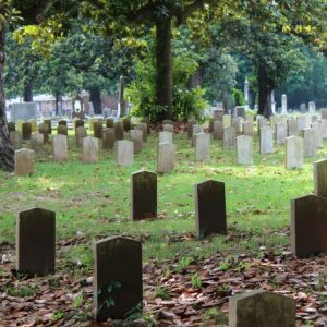 UM Team Scans Columbus Site for Unmarked Graves of Union Soldiers