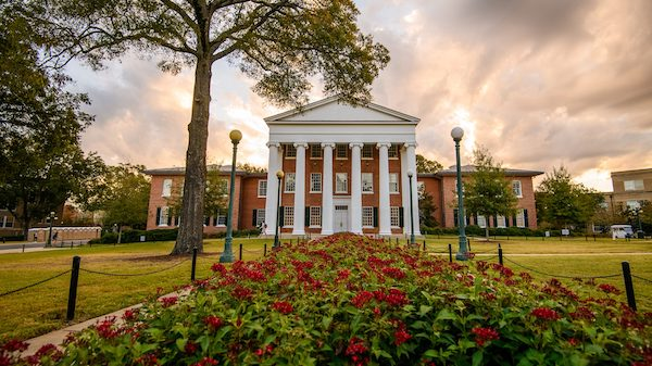 The University of Mississippi's permanent endowment grew in its latest fiscal year to an all-time high, thanks to generous support from private donors. Photo by Robert Jordan