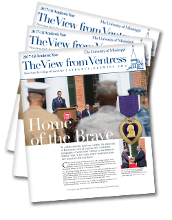 view from ventress newsletter