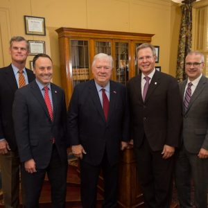 American Politics Focus of New Center Named for Haley Barbour