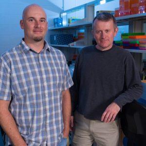 Biology Professors Receive NSF Award to Study Biodiversity