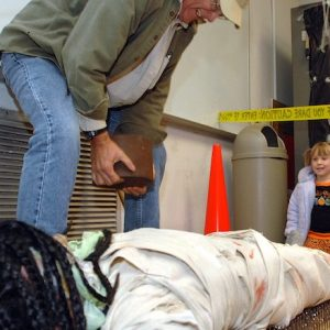 Fun, Frights and Food Set for Annual 'Spooky Physics' Night