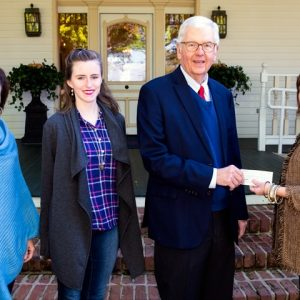 Donor Increases Amount of Endowment Honoring His Parents