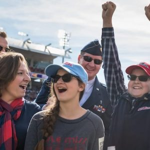 Ole Miss Wish Granted to Cancer Survivor