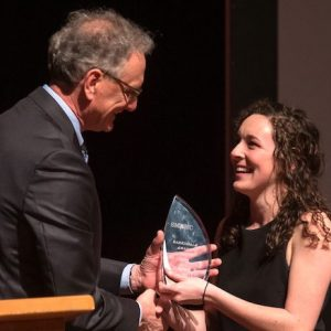 Honors College Student Receives Barksdale Award