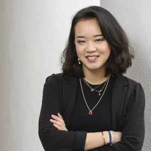 Music Major Blends Experiences of International and Hometown Student
