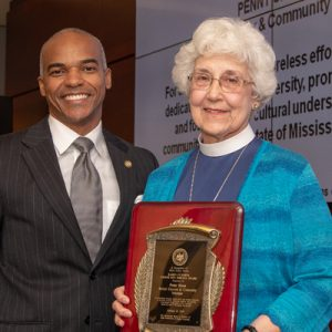 Board of Trustees Presents Annual Diversity Awards