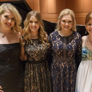 Music Faculty and Students Head to the College of Charleston