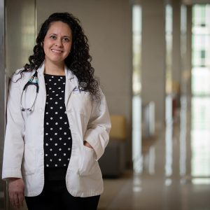 Medical School Dream No Longer Haunts Ground-Breaking Student