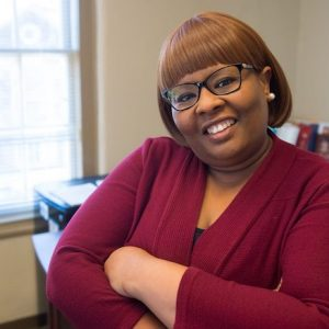 Jackie Certion Earns a 'Ph.D. Every May'