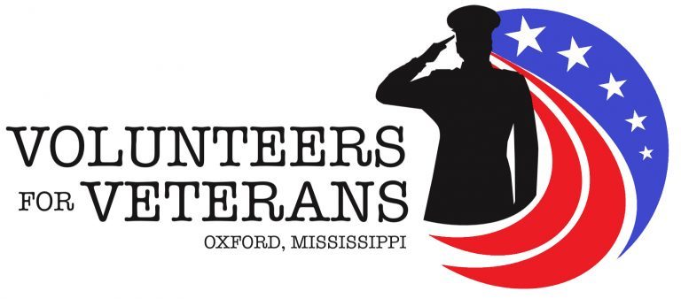 The University of Mississippi Navy ROTC is selling T-shirts and sweatshirts featuring the logo of the Oxford-based nonprofit Volunteers for Veterans to raise money for the State Veterans Home in Oxford.